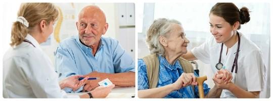 В стационаре пациент не поддается стрессам и излишним переживаниям