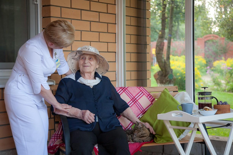 отдых пенсионеров в санатории в Динской