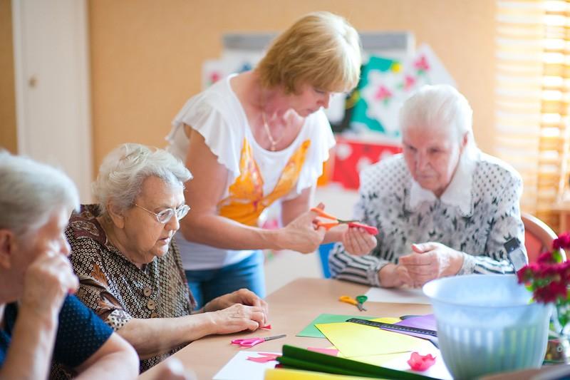 услуги санатория для пожилых в Ильском