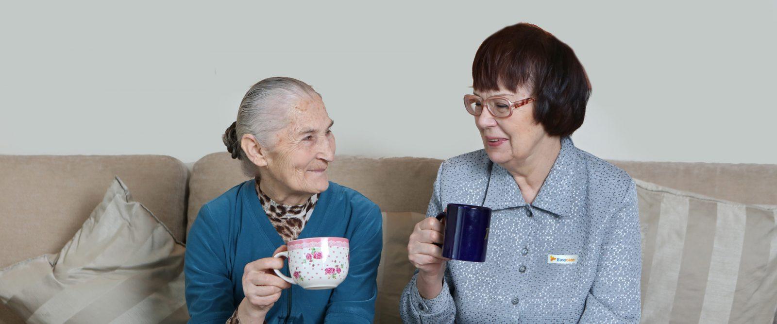 пансионат для престарелых в Елизаветинской