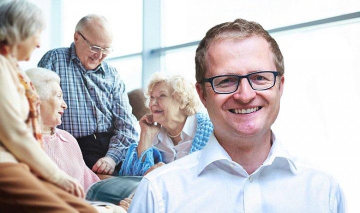 уход за пожилыми в Динской