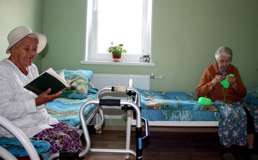 пансионат для инвалидов в Апшеронске