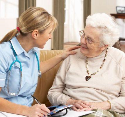 услуги в доме престарелых в Кореновске