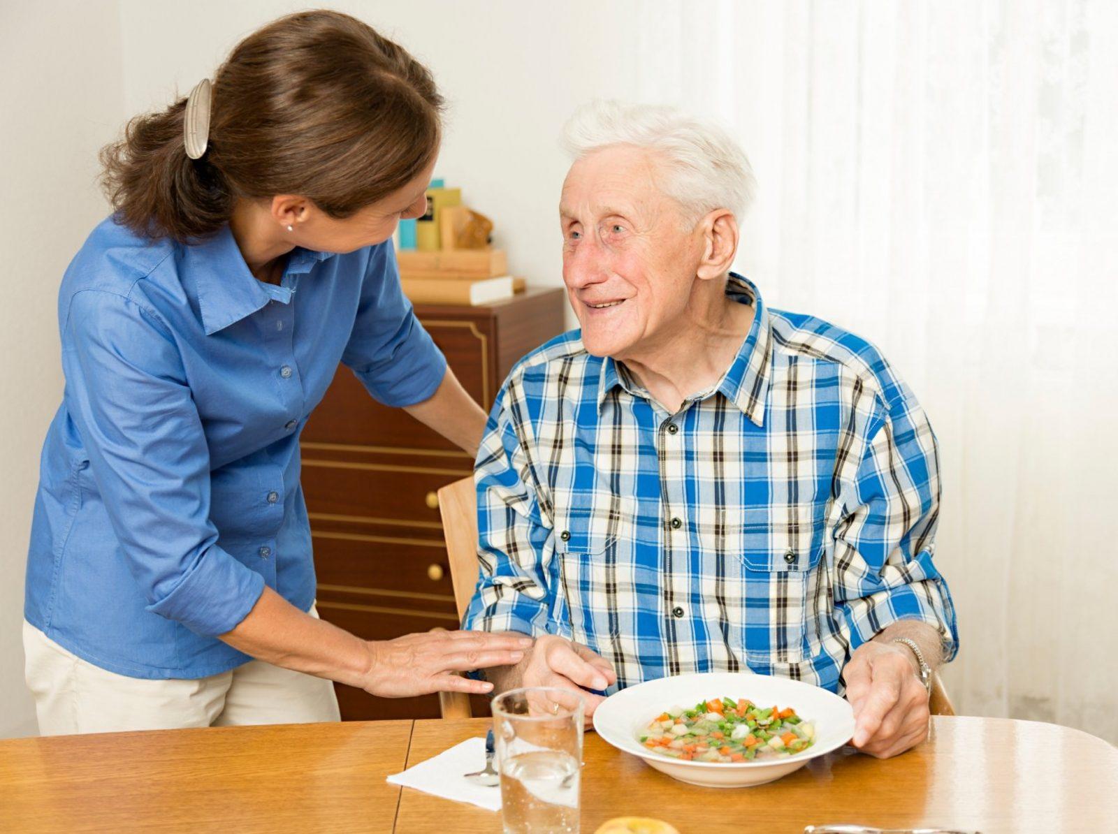 услуги дома престарелых в Хадыженске