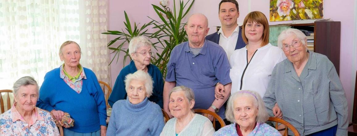 санаторий для пожилых в Ходыженске