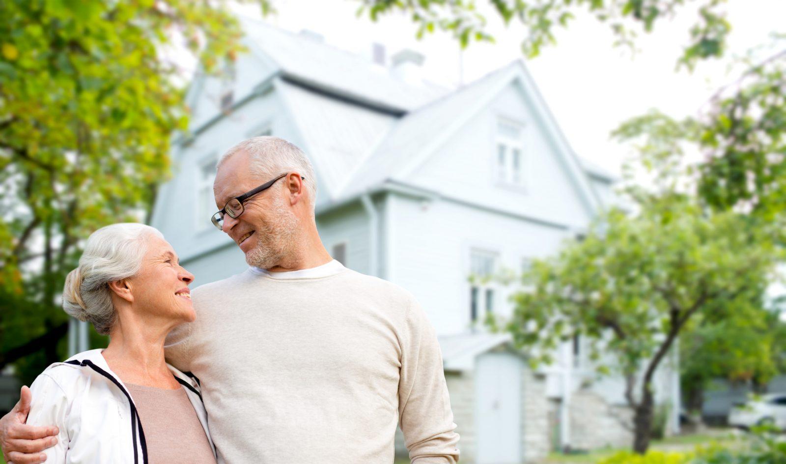 загородный дом для престарелых