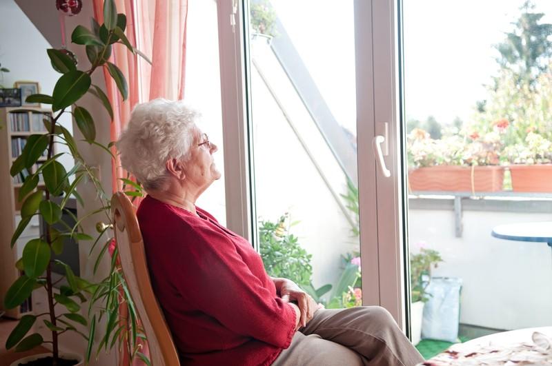 дом престарелых за пенсию