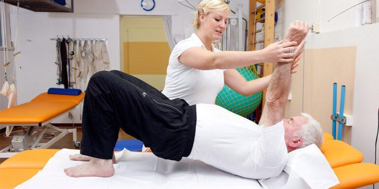 особенности массажа лежачему больному