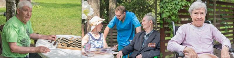 реабилитация в пансионате для престарелых