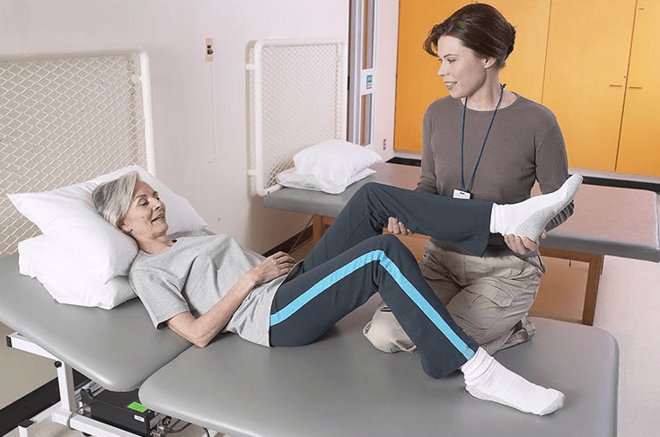 терапия после переломов конечностей