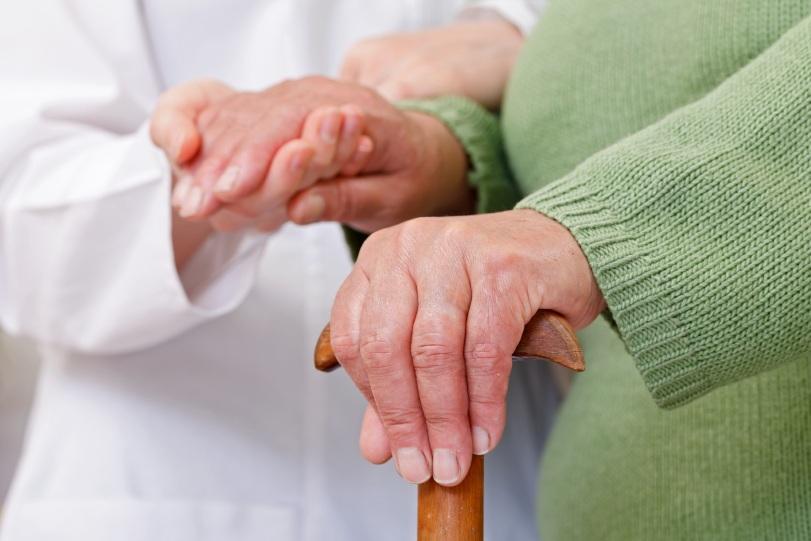 уход за престарелым