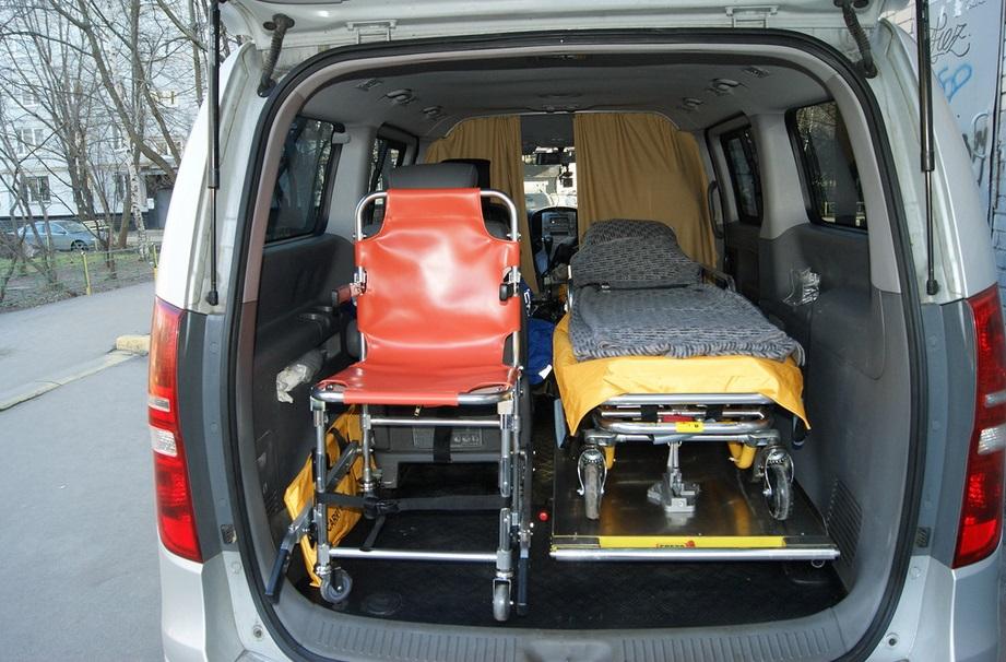 перевозка больных и инвалидов
