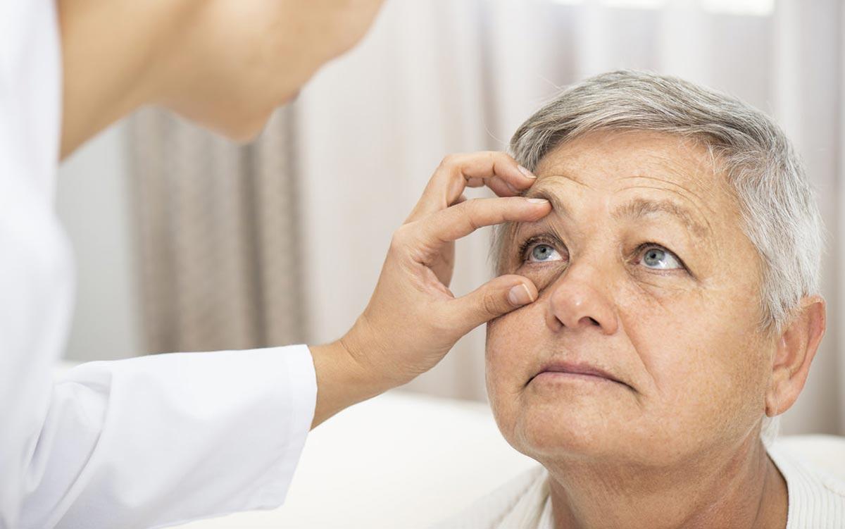 восстановка зрения